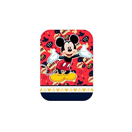 Regina Tampa Para Marmitinha R276 Mickey Classico Pacote De 8 unidades