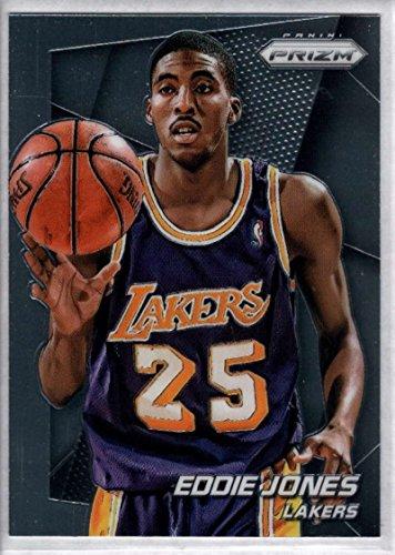 Basketball NBA 2014-15 Panini Prizm #189 Eddie Jones Lakers