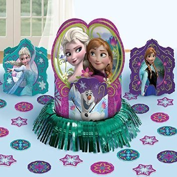 Disney Frozen Centerpiece Table Decorating Kit - 23pc -