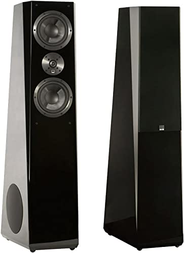 SVS Ultra Tower Flagship 3-Way Loudspeaker – Pair Piano Gloss
