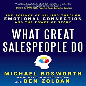 What Great Salespeople Do | Livre audio