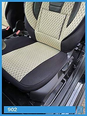 Mesure Sitzbezüge Jeep Renegade conducteur /& passager à Partir De 2014 fb:d102