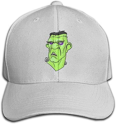 Johnson hop Frankensteins Monster Halloween Gorra de Baloncesto ...