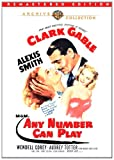 Any Number Can Play [DVD] [1949] [Region 1] [US Import] [NTSC]