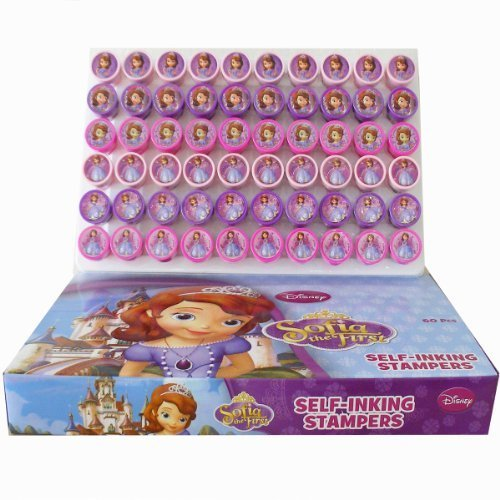Disney Princess Sofia Stampers Party Favors (20 -
