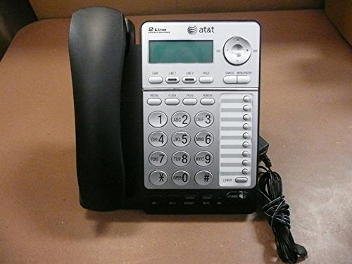 (AT&T ML17928 2-Line Speakerphone with Caller ID)