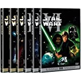 Star Wars: The Complete Saga - Episodes I-VI [6DVD] [Region 2] (IMPORT) (No hay versión española)