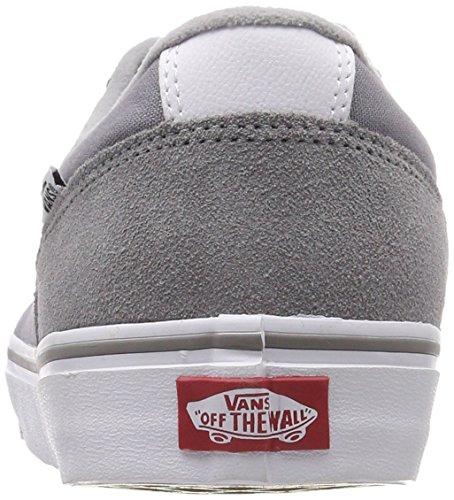 Vans Grigio Uomo Suede Sneaker Chapman Stripe Canvas 7RzqRaTAS