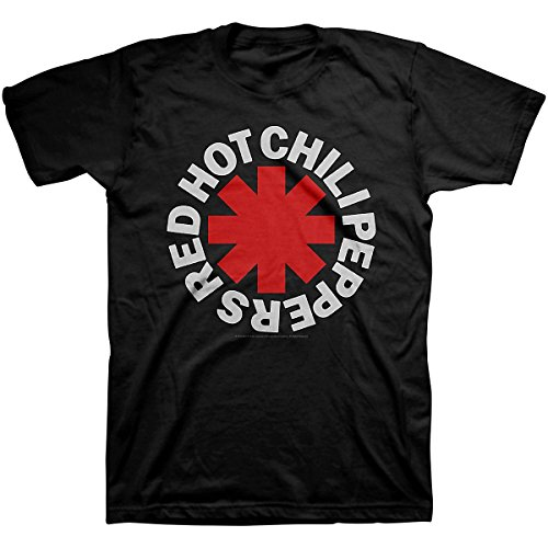 Red Hot Chili Peppers - Asterisk Logo T-Shirt Size L
