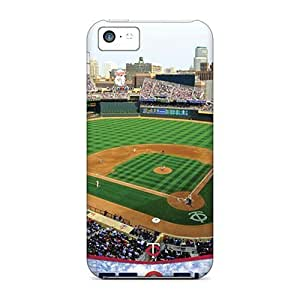 AnnetteL Fashion Protective Minnesota Twins Case For HTC One M7 Cover