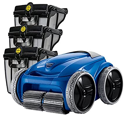 Amazon.com: All Season Polaris Robotic Pool Cleaner: Jardín ...