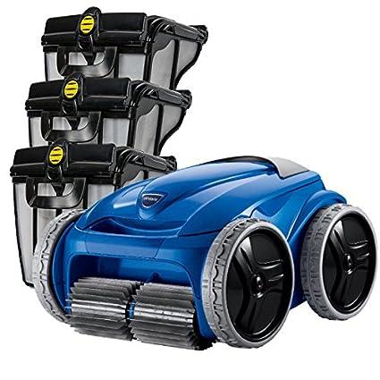 Amazon.com: All Season Polaris Robotic Pool Cleaner: Jardín ...