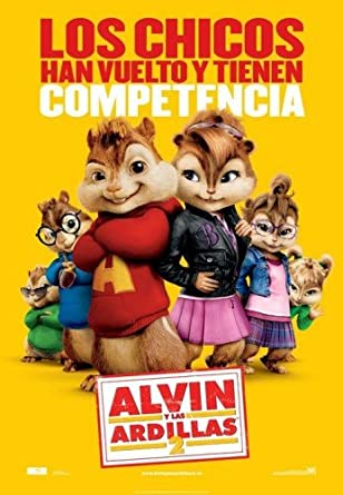 Alvin 2 Y Las Ardillas Subtitles Italian Germany English Spanish Movies Tv