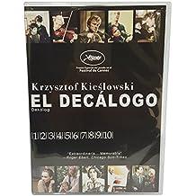 El Decalogo (Dekalog) [NTSC/Region 1&4 dvd. Import - Latin America] Krzysztof Kieslowski