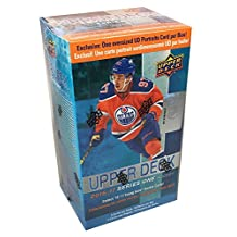 2016-17 Upper Deck Series 1 10-pack Blaster Box with Oversize Card