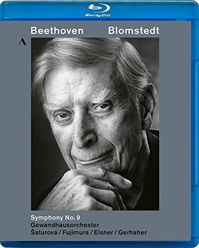 Beethoven: Symphony 9 (Blu-ray)