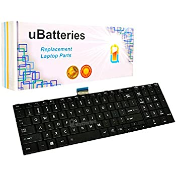 Amazon.com: UBatteries Compatible Laptop Keyboard Replacement For
