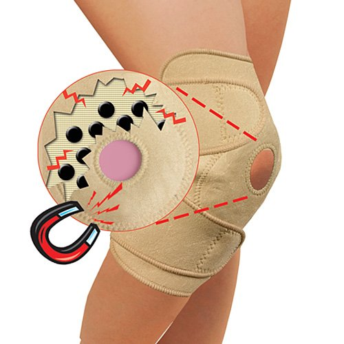 Magnet Therapy Knee Brace Support