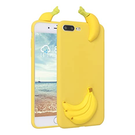 coque banane iphone 8