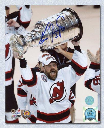 Ken Daneyko New Jersey Devils Autographed Stanley Cup 8x10 Photo at ... dfc72790b