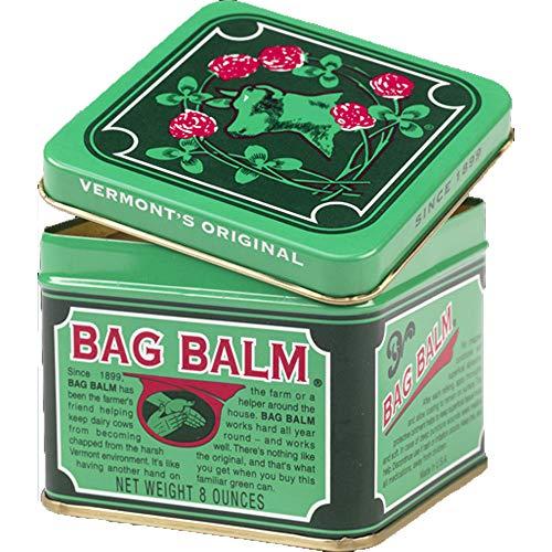 Bag balm diaper rash