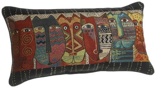 folk art pillows