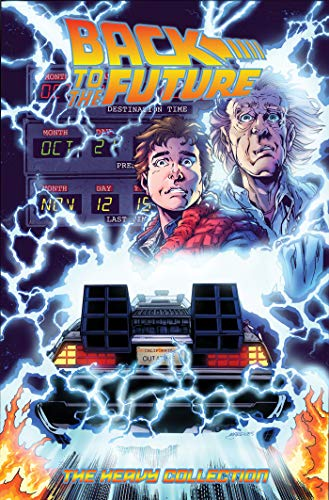 Back To the Future: The Heavy Collection, Vol. 1 (BTTF Heavy Collection)