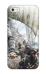 Thomas Jo Jones's Shop 2015 Excellent Design Assassins Creed 4 Black Flag Game Phone Case For Iphone 5/5s Premium Tpu Case 45WPYUCKW5E4QVX8 WANGJING JINDA