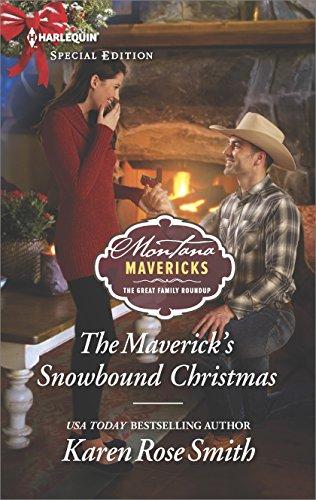 (The Maverick's Snowbound Christmas (Montana Mavericks: The Great Family Roundup Book 2582))