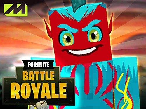 Clip: Minecraft Fortnite - Flytrap Rises