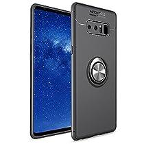 ALEVE Samsung Galaxy Note8 ケース 耐衝撃 軽量 薄い スマホケ...