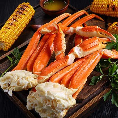 Cameron's Seafood Alaskan Snow Crab Legs (9 Pounds)