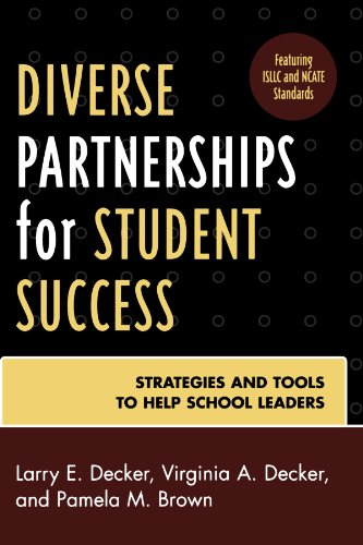 Diverse Partnerships for Student Success: Strategies and...