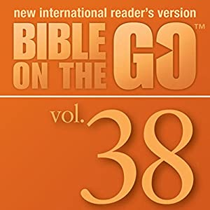 Bible on the Go, Vol. 38: Parables and Miracles of Jesus, Part 2 (John 6, 9; Matthew 14, 18; Luke 9-10) Audiobook