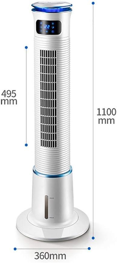 Gcxlfj Oscillating Ventilador De Torre Evaporativoclimatizador ...