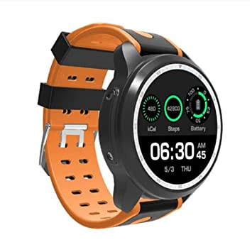 ZLOPV Pulsera 2019 Smart Watch KC03 1.3 Pulgadas Android 6.0 ...
