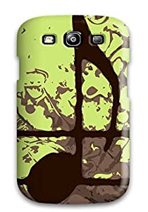 Sophia Cappelli's Shop For Galaxy S3 Premium Tpu Case Cover Music Art Protective Case