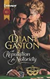A Reputation for Notoriety (The Masquerade Club Book 1)