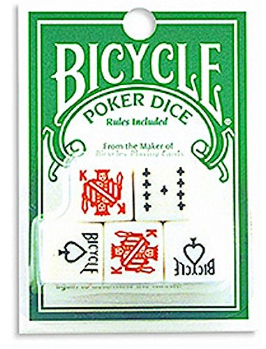 ランキング第1位 Bicycle Brand Brand Poker Poker Dice Dice B008772ZVA, HAUSE:a879c4f8 --- hohpartnership-com.access.secure-ssl-servers.biz