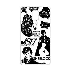 Sherlock Holmes for Samsung Galaxy Note 4 Phone Case Cover S5441