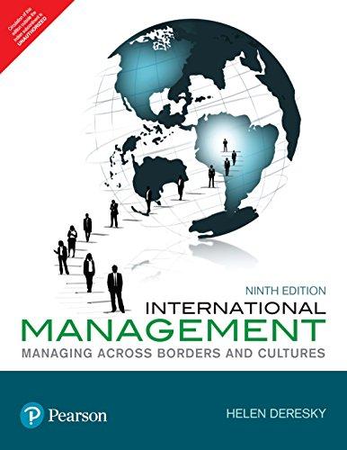 International Management 9Th Edition