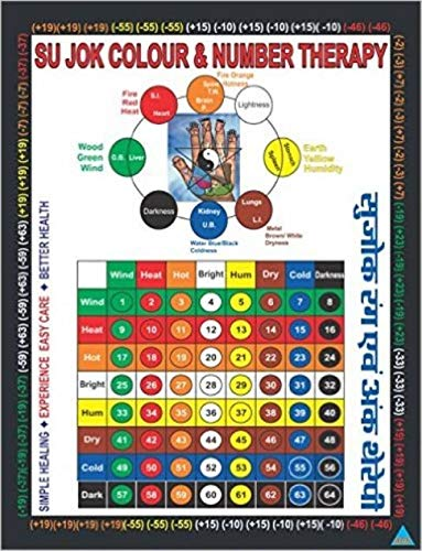 Sujok Colour & Number Therapy Paperback – 1995 by ACS MAT® (Image #3)