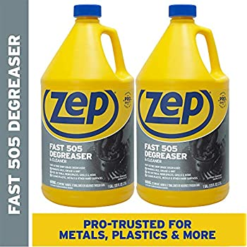 Zep Fast 505 Cleaner & Degreaser 1 Gallon ZU505128 (Case of 2)