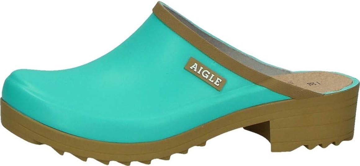 Amazon.com | Aigle Women's Clogs, 8 US | Mules & Clogs