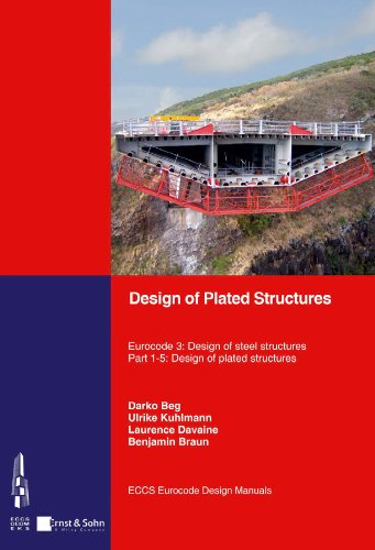 Design of Plated Structures: Eurocode 3: Design of Steel Structures, Part 1-5: Design of Plated Structures Paperback – Illustrated, March 28, 2011