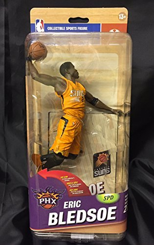 Phoenix Suns NBA Series 27 Action Figure: Eric Bledsoe (Gold Level Variant) by NBA