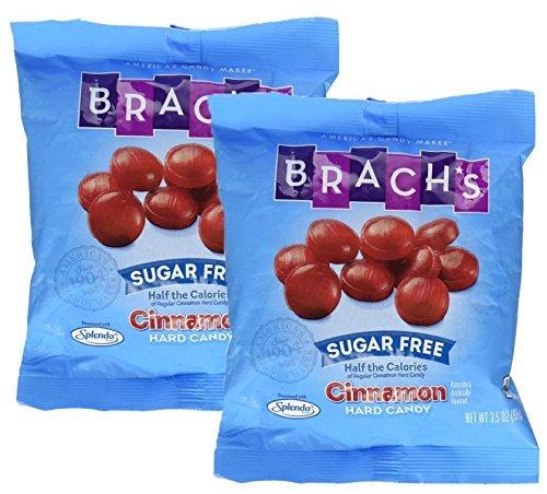 Brach's Sugar Free Cinnamon Hard Candy 3.5 oz (Pack of 2)]()