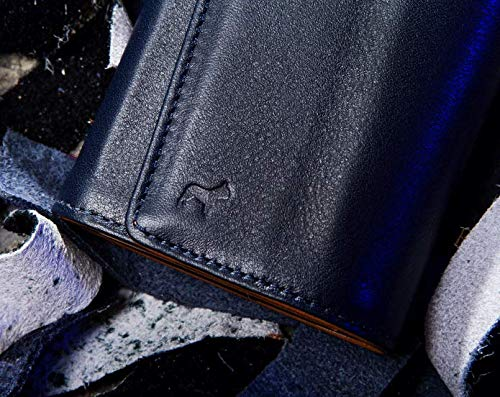 The Quality Speed Ultra Top Co Navy Italian for Leather Slim Edition Mini Ultra Frenchie Men Wallet rqtUfxwar