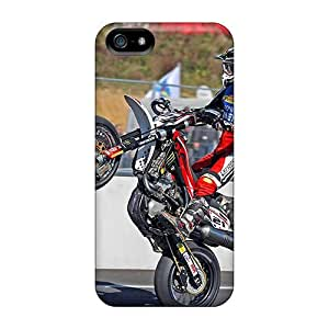 For NewArrivalcase Iphone Protective Case, High Quality For Iphone 5/5s Adrien Chareyre Skin Case Cover by runtopwell