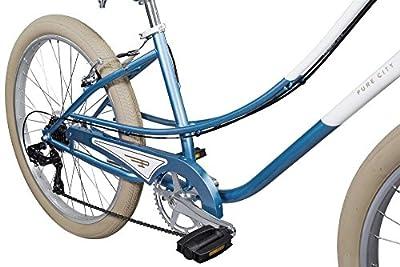 Pure City Women's Cruiser Bicycle, 26-Inch Wheels